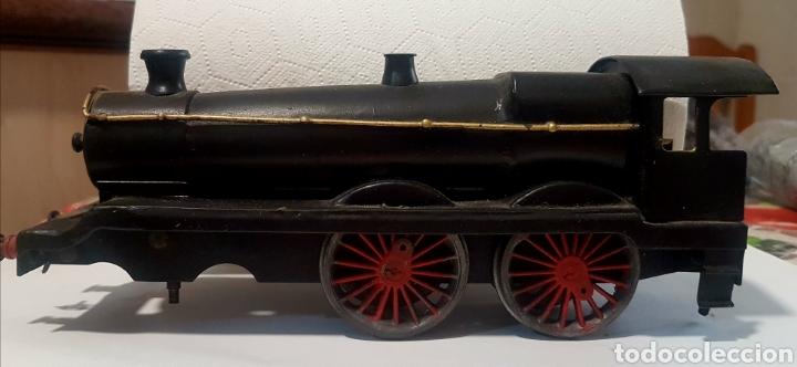 Trenes Escala: Locomotora escala 0 de latón - Foto 4 - 221463052