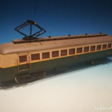 Trenes Escala: MANAMO REMOLQUE AUTOMOTOR. Lote 221488097
