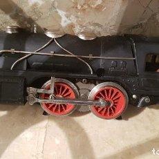 Trenes Escala: LOCOMOTORA DE PAYA LA 987 PERFECTA. Lote 221936592