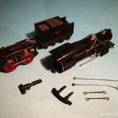 Trenes Escala: LOCOMOTORA PAYA 987 PARA MONTAR. Lote 222107012
