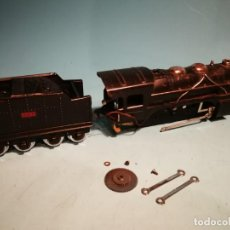 Trenes Escala: LOCOMOTORA PAYA 987 PARA MONTAR. Lote 222109493