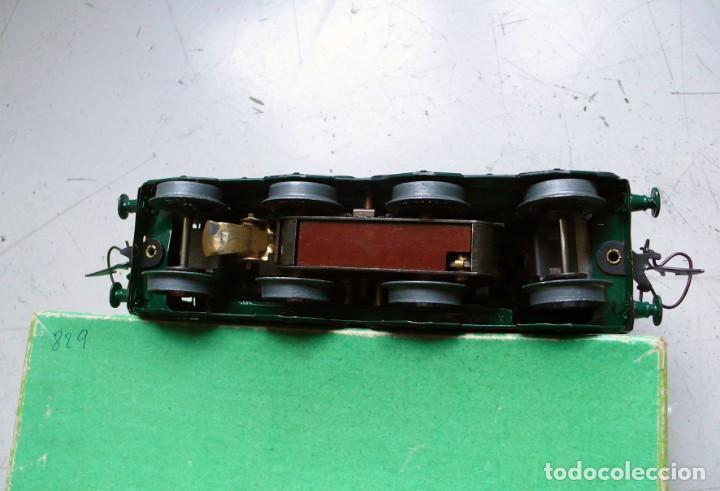 Trenes Escala: Locomotora Hornby BB 8051 en escala 0. Con caja original. Años 50-60 - Foto 6 - 224752358