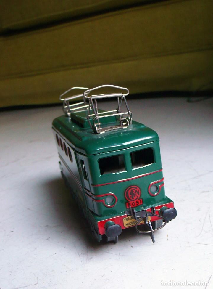 Trenes Escala: Locomotora Hornby BB 8051 en escala 0. Con caja original. Años 50-60 - Foto 7 - 224752358