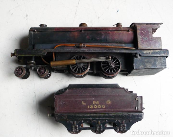 Trenes Escala: Locomotora Bowman 234 de vapor vivo. Años 20. Escala 0. - Foto 8 - 224755512