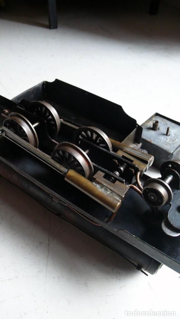 Trenes Escala: Locomotora Bowman 234 de vapor vivo. Años 20. Escala 0. - Foto 14 - 224755512