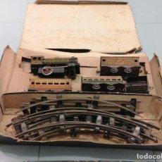 Trenes Escala: PRECIOSO TREN ANTIGUO AÑOS 20- 40 (136). Lote 226631886
