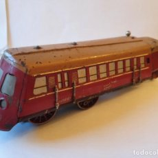 Comboios Escala: MAQUINA DEL TREN AUTOMOTOR DE PAYÁ. Lote 231049640