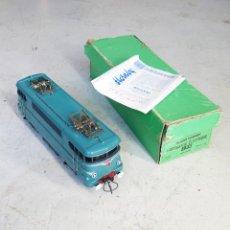 Trenes Escala: LOCOMOTORA HORNBY TNB. AÑOS 50. ESCALA 0. COMPATIBLE PAYA.. Lote 231835495