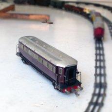 Trenes Escala: VAGÓN DE PASAJEROS 1º EDOBAUD. FRANCIA AÑOS 30. ESCALA 0. COMPATIBLE PAYA. Lote 231842050