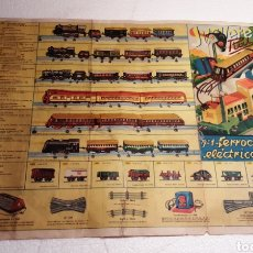 Trenes Escala: CATALOGO TRENES PAYA ESCALA O. Lote 232047385