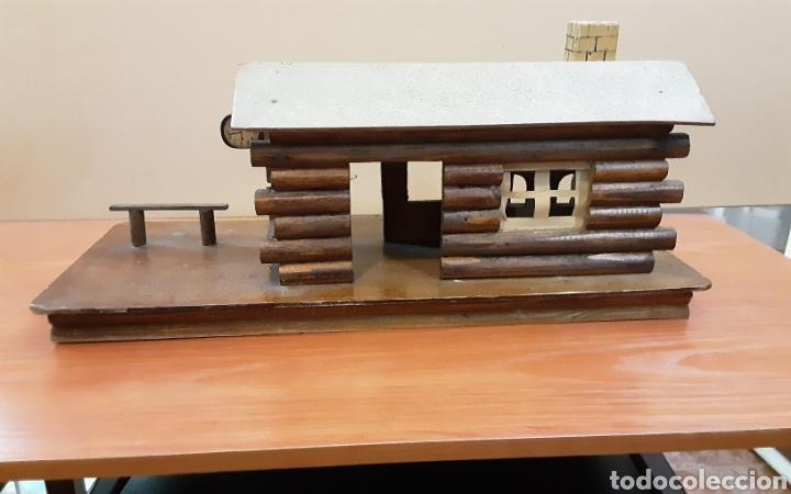 Trenes Escala: Estación madera Jackson City - Foto 3 - 235894335