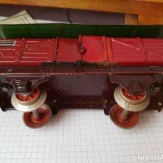 Trenes Escala: VAGÓN DE PAYA CARBONERO ESCALA 0. Lote 236099365