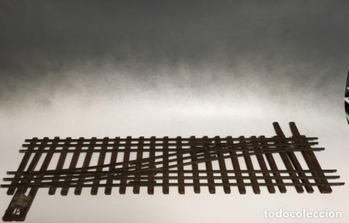 Trenes Escala: Antiguo Lote Paso a nivel eléctrico , Anden , Casa , cambió vía , MANAMO para trenes escala 0 - Foto 4 - 236996685