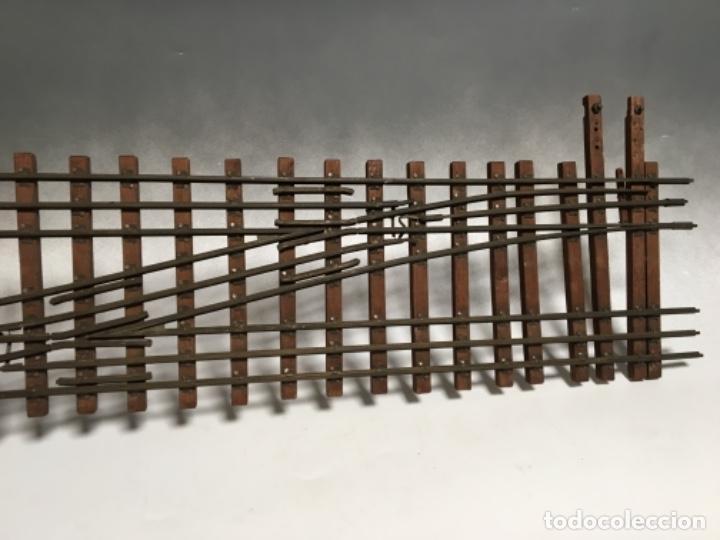 Trenes Escala: Antiguo Lote Paso a nivel eléctrico , Anden , Casa , cambió vía , MANAMO para trenes escala 0 - Foto 8 - 236996685