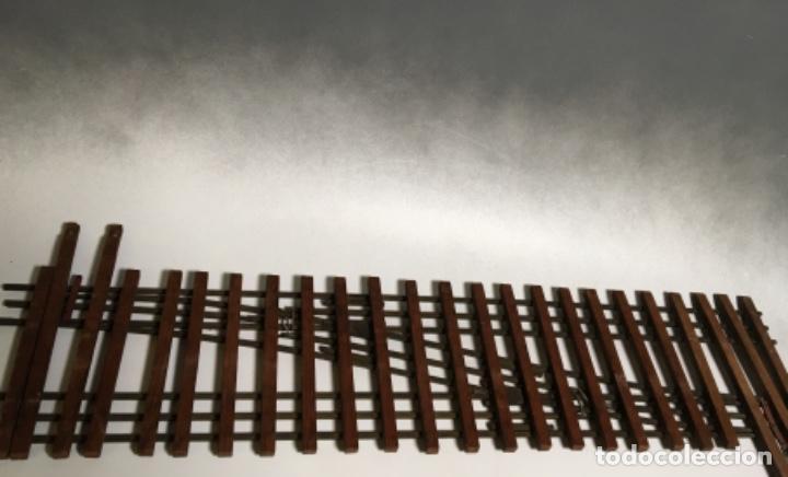 Trenes Escala: Antiguo Lote Paso a nivel eléctrico , Anden , Casa , cambió vía , MANAMO para trenes escala 0 - Foto 10 - 236996685