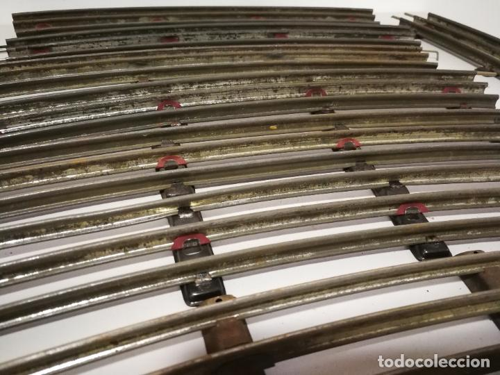 Trenes Escala: LOTE VÍAS ANTIGUAS ESCALA 0 PAYÁ RICO - Foto 3 - 237000160