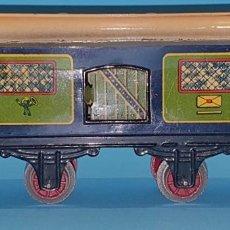 Trenes Escala: VAGON DE PAYA, ESCALA 0, CON LUZ INTERIOR.. Lote 240536810