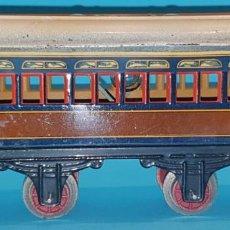 Trenes Escala: VAGON DE PAYA, ESCALA 0, CON LUZ INTERIOR.. Lote 240537160