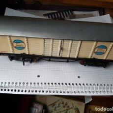 Treni in Scala: VAGO SENTADO DE PAYA ESCALA 0. Lote 240879065