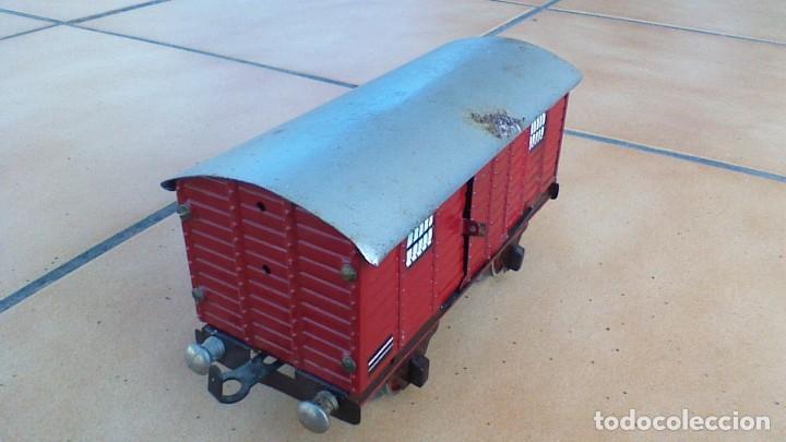 Trenes Escala: VAGÓN DE MERCANCIAS DE PAYÁ - Foto 2 - 242821780