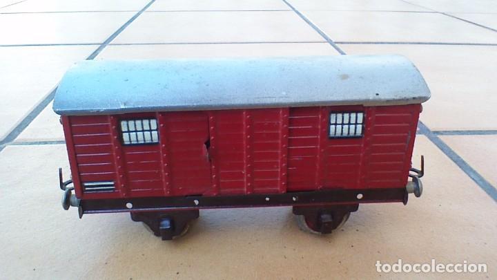 Trenes Escala: VAGÓN DE MERCANCIAS DE PAYÁ - Foto 3 - 242821780