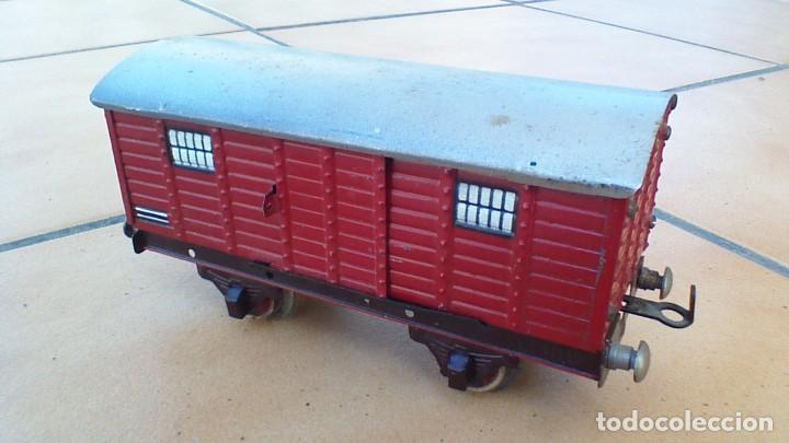 Trenes Escala: VAGÓN DE MERCANCIAS DE PAYÁ - Foto 4 - 242821780