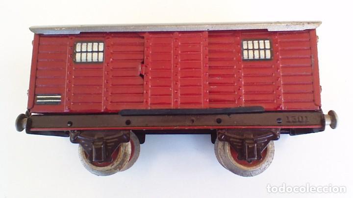 Trenes Escala: VAGÓN DE MERCANCIAS DE PAYÁ - Foto 7 - 242821780