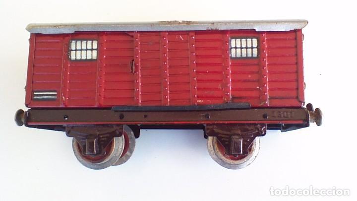 Trenes Escala: VAGÓN DE MERCANCIAS DE PAYÁ - Foto 8 - 242821780