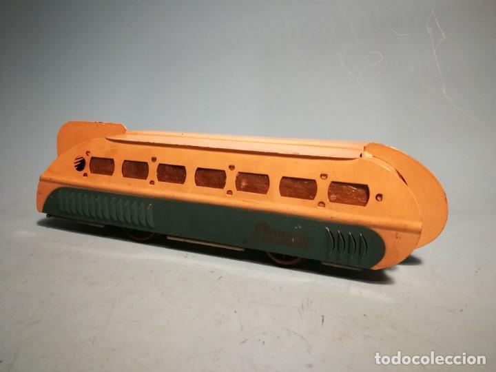 Trenes Escala: AUTOMOTOR LAMECA BUGATTI, RARÍSIMO - Foto 2 - 242838795