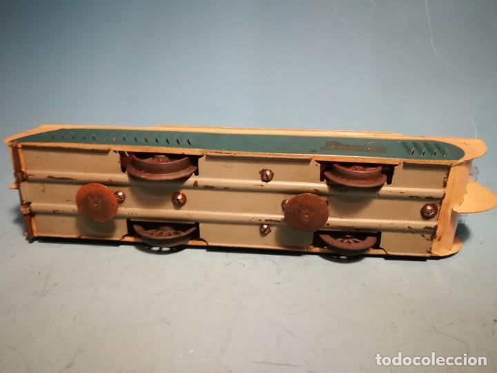 Trenes Escala: AUTOMOTOR LAMECA BUGATTI, RARÍSIMO - Foto 3 - 242838795