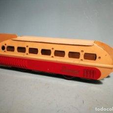Trenes Escala: AUTOMOTOR LAMECA BUGATTI, RARÍSIMO. Lote 242838970