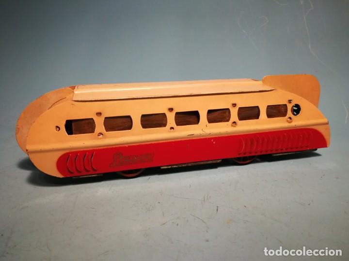 Trenes Escala: AUTOMOTOR LAMECA BUGATTI, RARÍSIMO - Foto 2 - 242838970