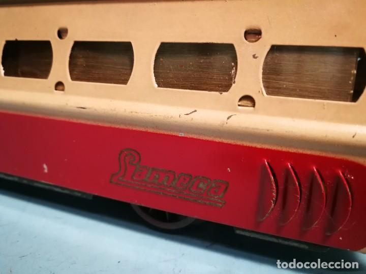 Trenes Escala: AUTOMOTOR LAMECA BUGATTI, RARÍSIMO - Foto 4 - 242838970