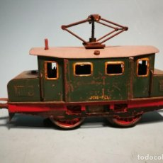 Trenes Escala: LOCOMOTORA ELÉCTRICA JOSFEL. Lote 242839845