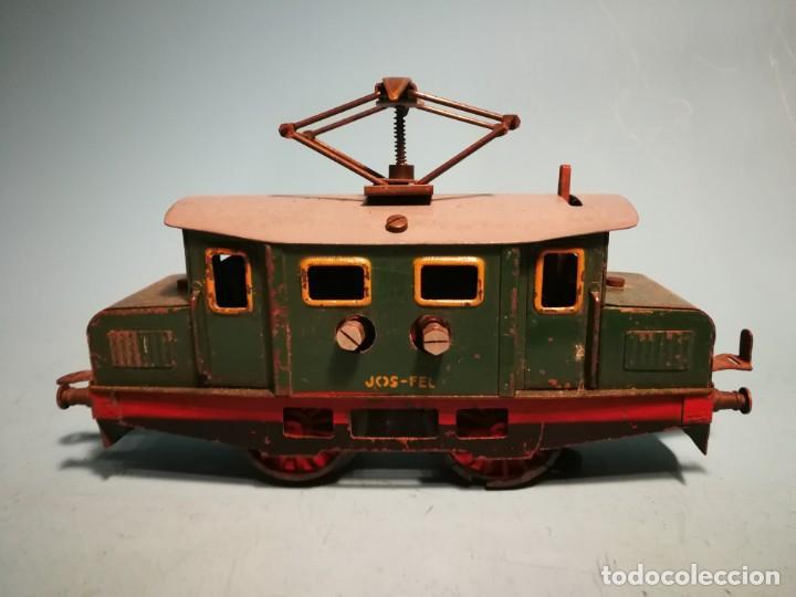 Trenes Escala: LOCOMOTORA ELÉCTRICA JOSFEL - Foto 2 - 242839845