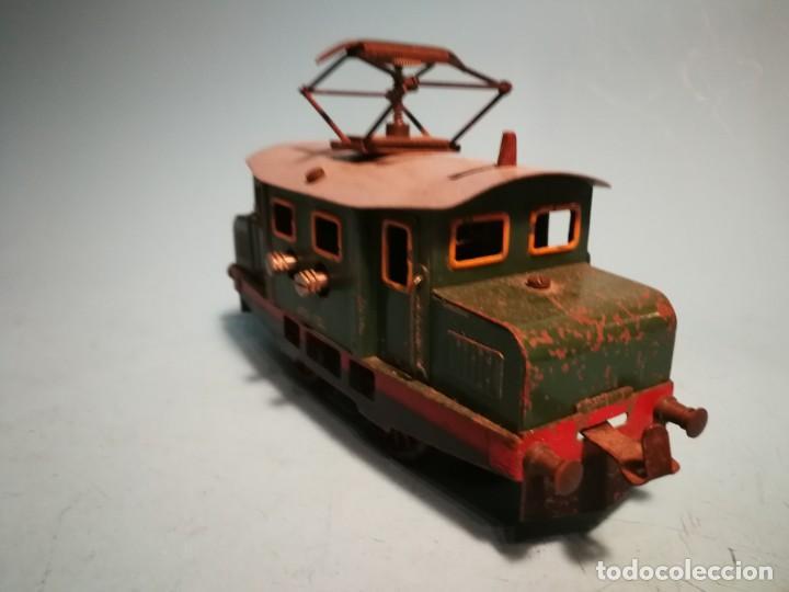 Trenes Escala: LOCOMOTORA ELÉCTRICA JOSFEL - Foto 3 - 242839845