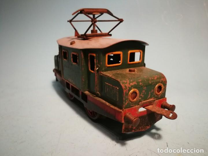 Trenes Escala: LOCOMOTORA ELÉCTRICA JOSFEL - Foto 4 - 242839845