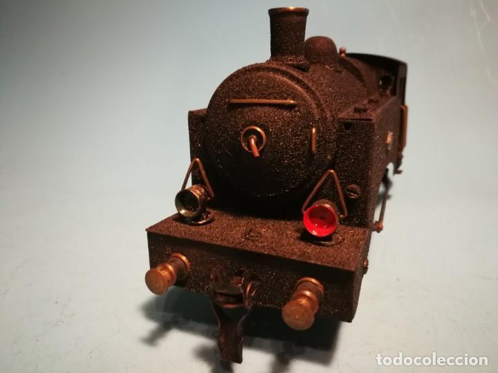 Trenes Escala: LOCOMOTORA MANAMO LOCOTENDER 0 2 0 - Foto 2 - 242846340
