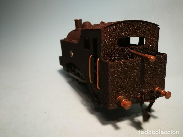 Trenes Escala: LOCOMOTORA MANAMO LOCOTENDER 0 2 0 - Foto 4 - 242846340