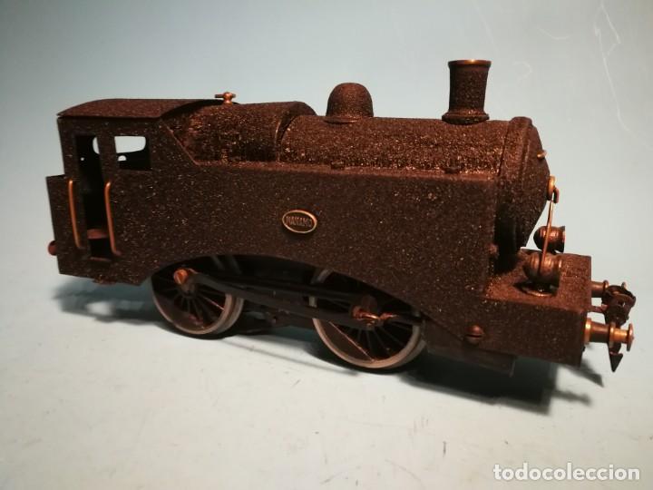 Trenes Escala: LOCOMOTORA MANAMO LOCOTENDER 0 2 0 - Foto 5 - 242846340