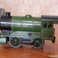 Trenes Escala: ANTIGUA LOCOMOTORA HORNBY 1842 MADE IN ENGLAND BY MECCANO, TYPE 501. Lote 243410020