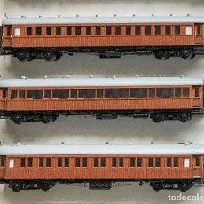 Trains Échelle: CONJUNTO VAGONES. Lote 243972435
