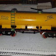 Trenes Escala: VAGO DE GASOLINA DE PAYA ESCALA 0. Lote 244496715