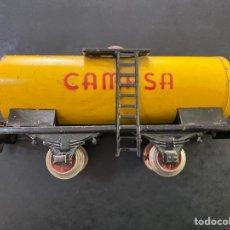 Trenes Escala: VAGÓN CAMPSA ESCALA 0.. Lote 245365120