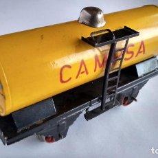 Treni in Scala: RICO 0 VAGÓN CISTERNA CAMPSA. SIMILAR PAYÁ. Lote 246136320