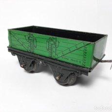 Trenes Escala: HORNBY MECCANO, VAGÓN CARGA 163502, COMPATIBLE PAYA. Lote 246266160