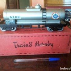 """Comboios Escala: """"VAGÓN DE TRAINS HORNBY"""".""""NUEVO"""" """"GRANDE: 23CM"""" """"CON CAJA ORIGINAL"""". Lote 248282985"""