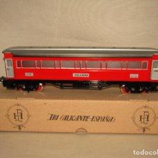 Trenes Escala: COCHE PULLMAN 610 PARA TRENES DE LARGO RECORRIDO EN ESCALA *0* REF. 982 PH DE PAYÁ - PAYÁ HERMANOS. Lote 249138530