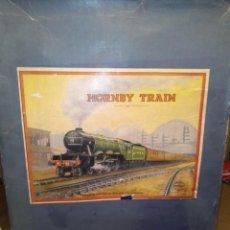 Trenes Escala: TREN ESCALA 0. TRAIN HORNBY MOD. 501 A CUERDA. Lote 251719620