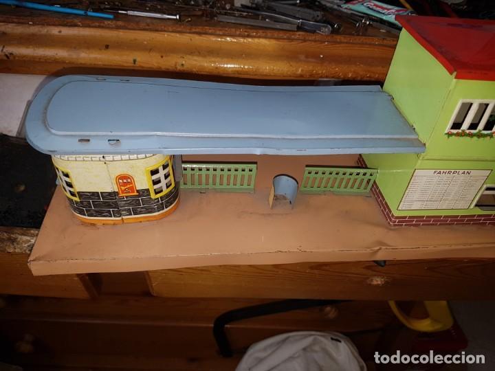 Trenes Escala: Estación de tren escala 0 - Foto 2 - 253472560